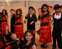 Grade 2 ISC-Erbil Students Hold Music Concert